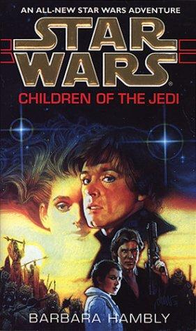 Guest Review: Children of the Jedi (Star Wars) by Barbara Hambly | Man of la Book