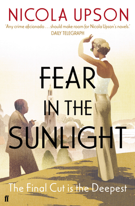Book Review Fear in the Sunlight by Nicola Upson