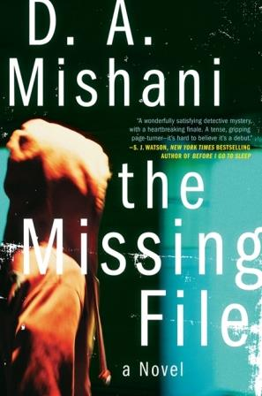 Book Review The Missing File D A  Mishani