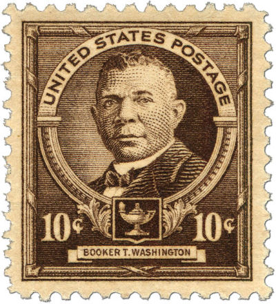 Fun Facts Friday: Booker T. Washington | Man of la Book