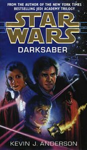 Book Review Darksaber (Star Wars) by Kevin J. Anderson