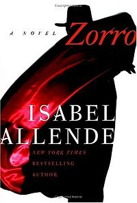 Book Review Zorro by Isabel Allende