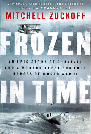 Book review Frozen in Time by Mitchell Zuckoff