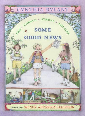 Book Review Some Good News by Cynthia Rylant