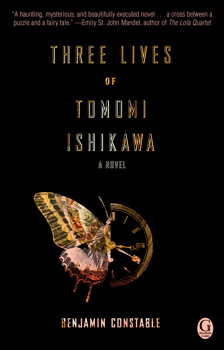 Book Review Three Lives of Tomomi Ishikawa by Benjamin Constable