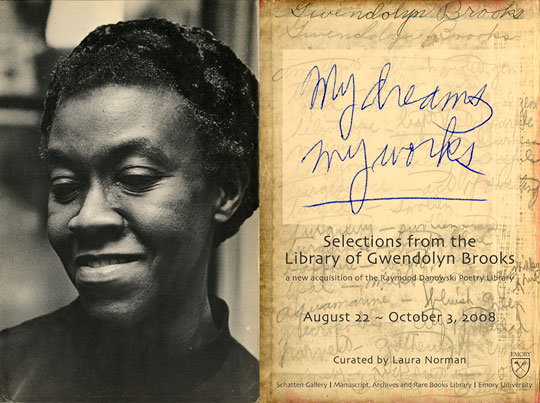 Gwendolyn Brooks first poem
