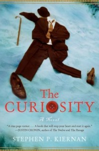 Book Review The Curiosity by Stephen P. Kiernan
