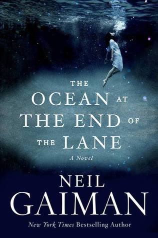Book Review The Ocean at the End of the Lane by Neil Gaiman