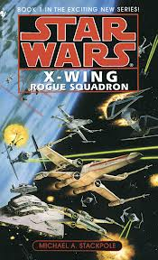 Book Review  X-wing Rogue Squadron (Star Wars) by Michael Stackpole