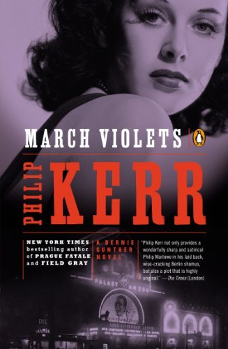 Book Review March Violets by Philip Kerr