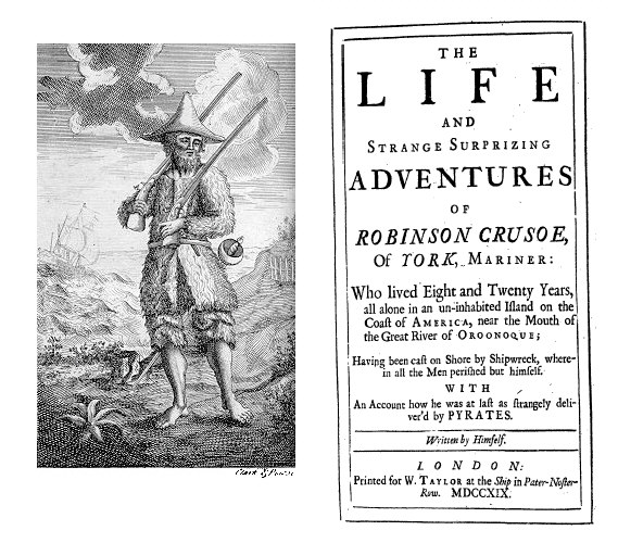 Book Reivew The Life and Adventures of Robinson Crusoe by Daniel Defoe