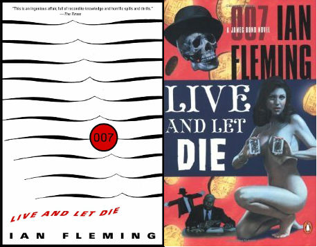 Book Review Live and Let Die by Ian Fleming