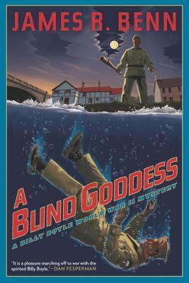 Book review A Blind Goddess by James R. Benn