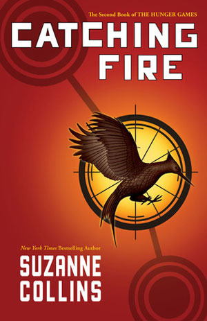 Book Review Catching Fire by Suzanne Collins