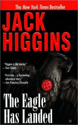 Book Review The Eagle Has Landed by Jack Higgins