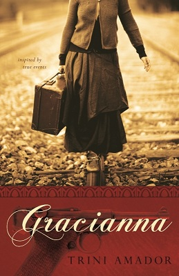 Book Review Gracianna by Trini Amador