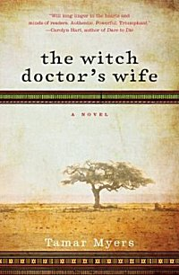 Book Review The Witch Doctor's Wife by Tamar Myers