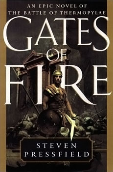 Book Review Gates of Fire by Steven Pressfield