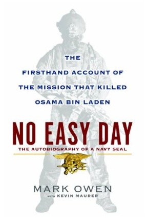 Book Review No Easy Day by Mark Owen