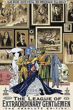 Graphic Novel Review The League of Extraordinary Gentlemen, Vol. 1