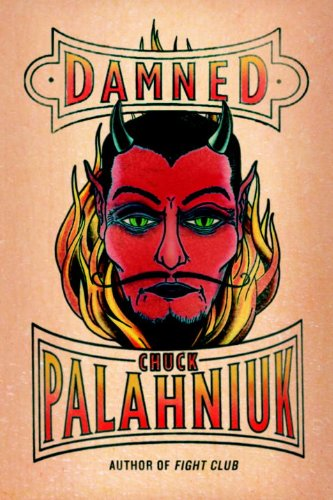 Guest Book Review: Damned by Chuck Palahniuk
