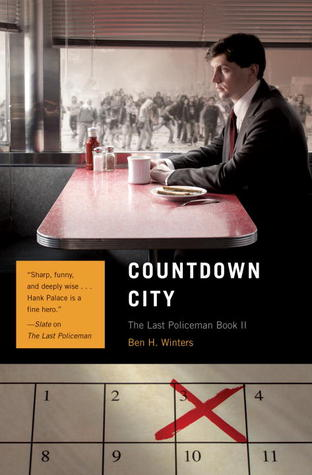 Book Review Countdown City by Ben H Winters