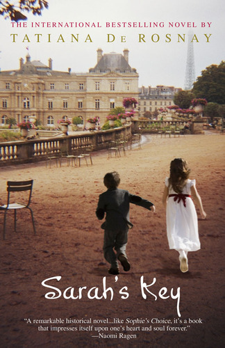 Book Review Sarahs Key by Tatiana de Rosnay