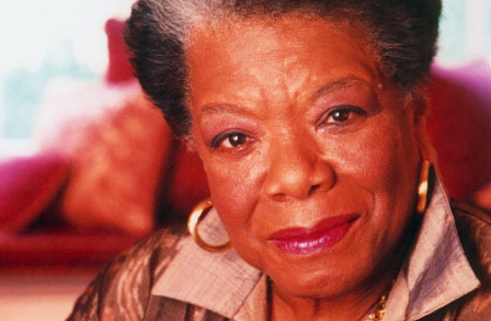Fun Facts Friday: Maya Angelou