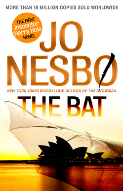 Book Review The Bat by Jo Nesbo