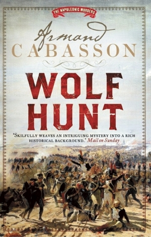 Book Review Wolf Hunt by Armand Cabasson