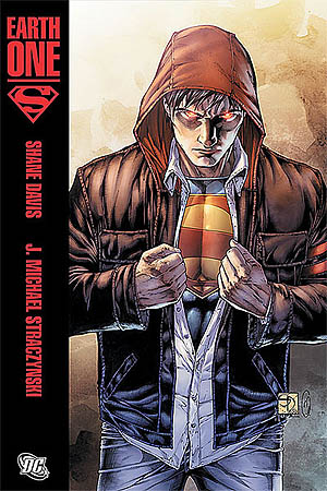 Graphic Novel Review Superman Earth One, vol. 1 by J. Michael Straczynski
