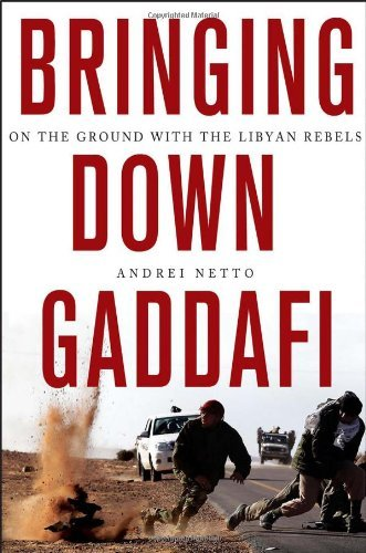 Book Review: Bringing Down Gaddafi by Andrei Netto