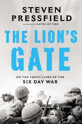 Book Review: The Lion's Gate by Steven Pressfield