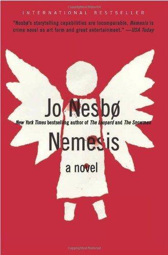 Book Review: Nemesis by JoNesbø