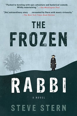 Book Review: The Frozen Rabbi by Steve Stern