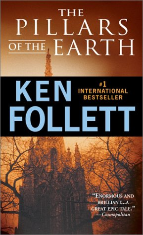 Book Review: The Pillars of the Earth by Ken Follet