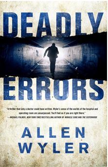 Giveaway: Deadly Errors by Allen Wyler