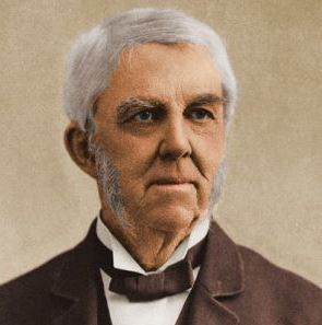Fun Facts Friday: Oliver Wendell Holmes Sr.
