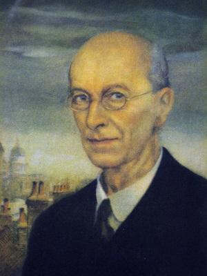 Arthur Rackham - Self Portrait