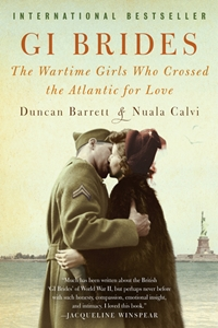 Book Review GI Brides by Duncan Barrett and Nuala Calvi