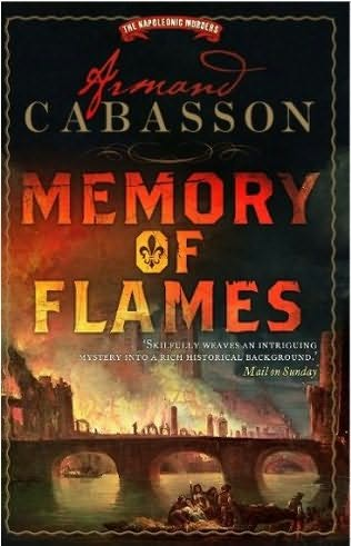 Book Review Memory of Flames by Armand Cabasson