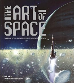 Book Review The Art of Space by Ron Miller
