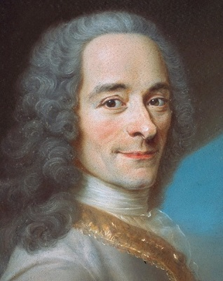 Fun Facts Friday: Voltaire
