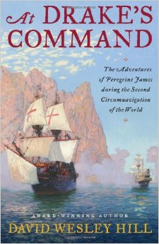 Book Review At Drakes Command by David Wesley Hill