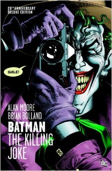 Book Review Batman The Killing Joke by Alan Moore