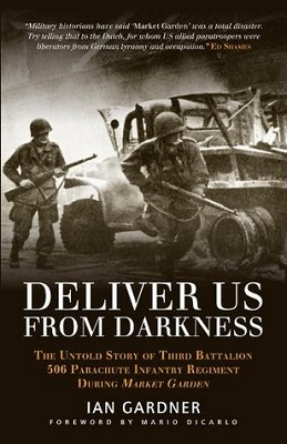 Book Review Deliver Us From Darkness by Ian Gardner