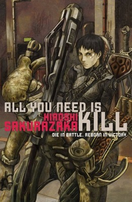 Book Review All You Need Is Kill by Hiroshi Sakurazaka