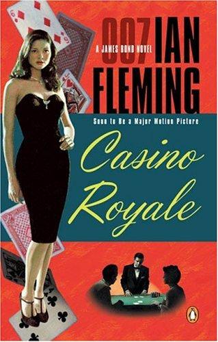 Book Review Casino Royale by Ian Fleming - A James Bond Novel