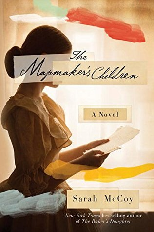Book Review The Mapmakers Children by Sarah McCoy