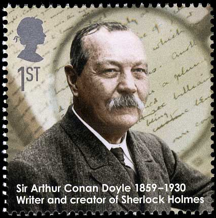 Fun Facts Friday: Arthur Conan Doyle